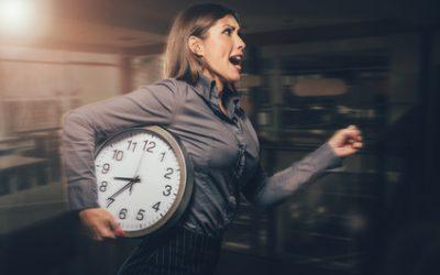 Opgejaagd gevoel: kalmeren is een kwestie van leren